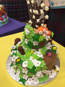 Ava Hovendon Cake