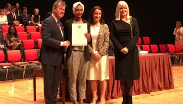 St Aloysius Secondary School - JP McManus Award 2
