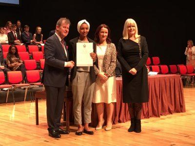 St Aloysius Secondary School - JP McManus Award 2