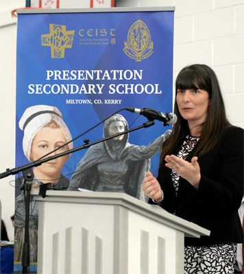 CEIST News Opening of New School Building for Presentation