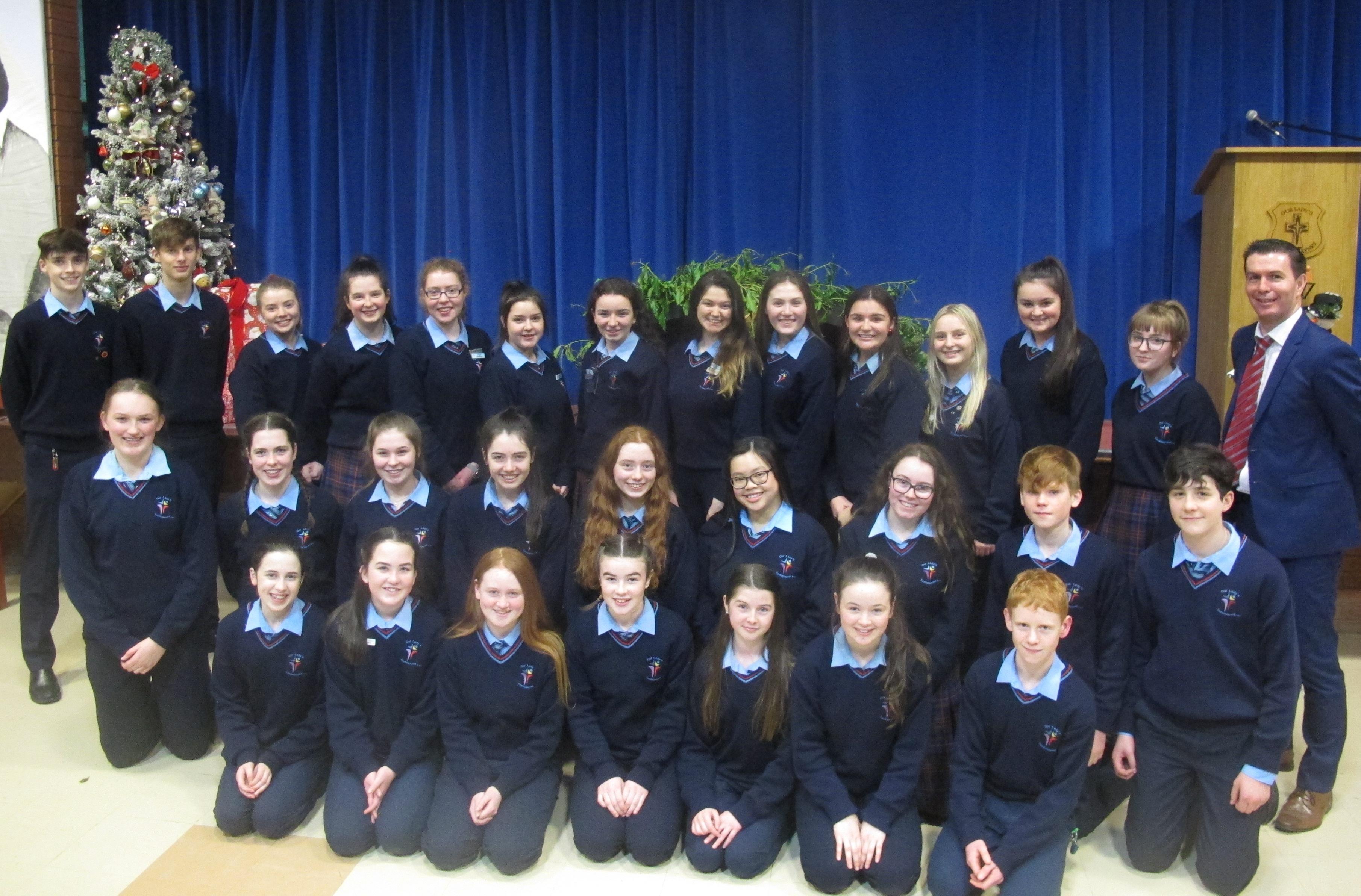 Gaisce Award - Castleblayney College