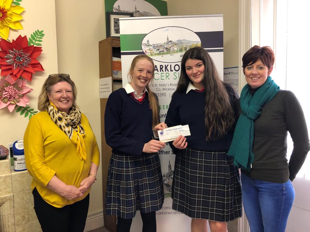 St  Mary's - Arklow St  Mary's College Arklow News - May